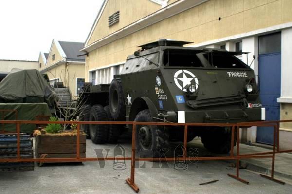 M26 Dragon wagon Tamiya et barge Italeri au 1/35eme - Page 3 IMG_3891
