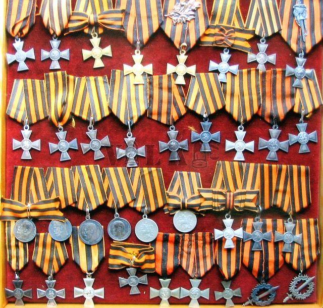 Nový pohled na problematiku ruských vojenských křížů svatého